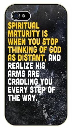 Spiritual maturity verses