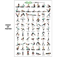 Infinity Strap Large Yoga Poster