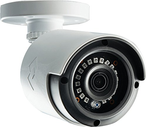 Lorex LHA41082TC8B 8-Channel, 8-Camera Indoor/Outdoor Wired 2K 2TB DVR Surveillance System Black/white