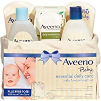 Aveeno Baby Mommy & Me Gift Set Baby Skin Care Products