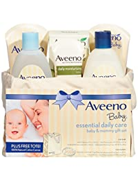 Aveeno Baby Mommy & Me Gift Set, Baby Skin Care Products BOBEBE Online Baby Store From New York to Miami and Los Angeles