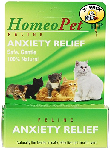 Homeopet Feline Anxiety Relief Pack product image