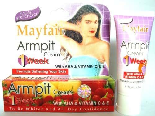 Mayfair Underarm Whitening Cream 30ml/1.0floz by Mayfair