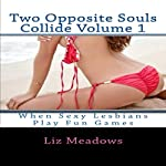 Two Opposite Souls Collide Volume 1: When Sexy Lesbians Play Fun Games | Liz Meadows