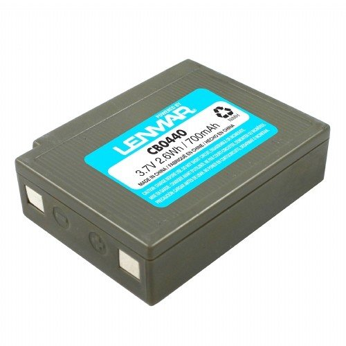 Lead Acid Cordless Phone Battery (Lenmar CB0440 Replacement Battery for SONY, UNIDEN, 3.7V 700mAh SLA)