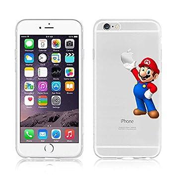 iphone 7 coque mario