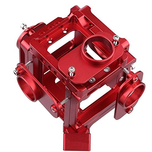 GOWE 360/720 Degree VR Full Shot Aerial FPV Panorama Panoramic Imaging Photography Video Recorder Capture Square Bracket Cage by Gowe (Image #2)