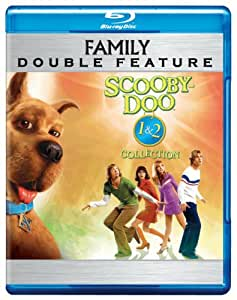 Scooby-Doo 1 & 2 Collection (Family Double Feature) [Blu-ray]