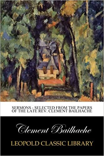 e-book Sermons (Selected from the Papers of the Late Rev  Clement