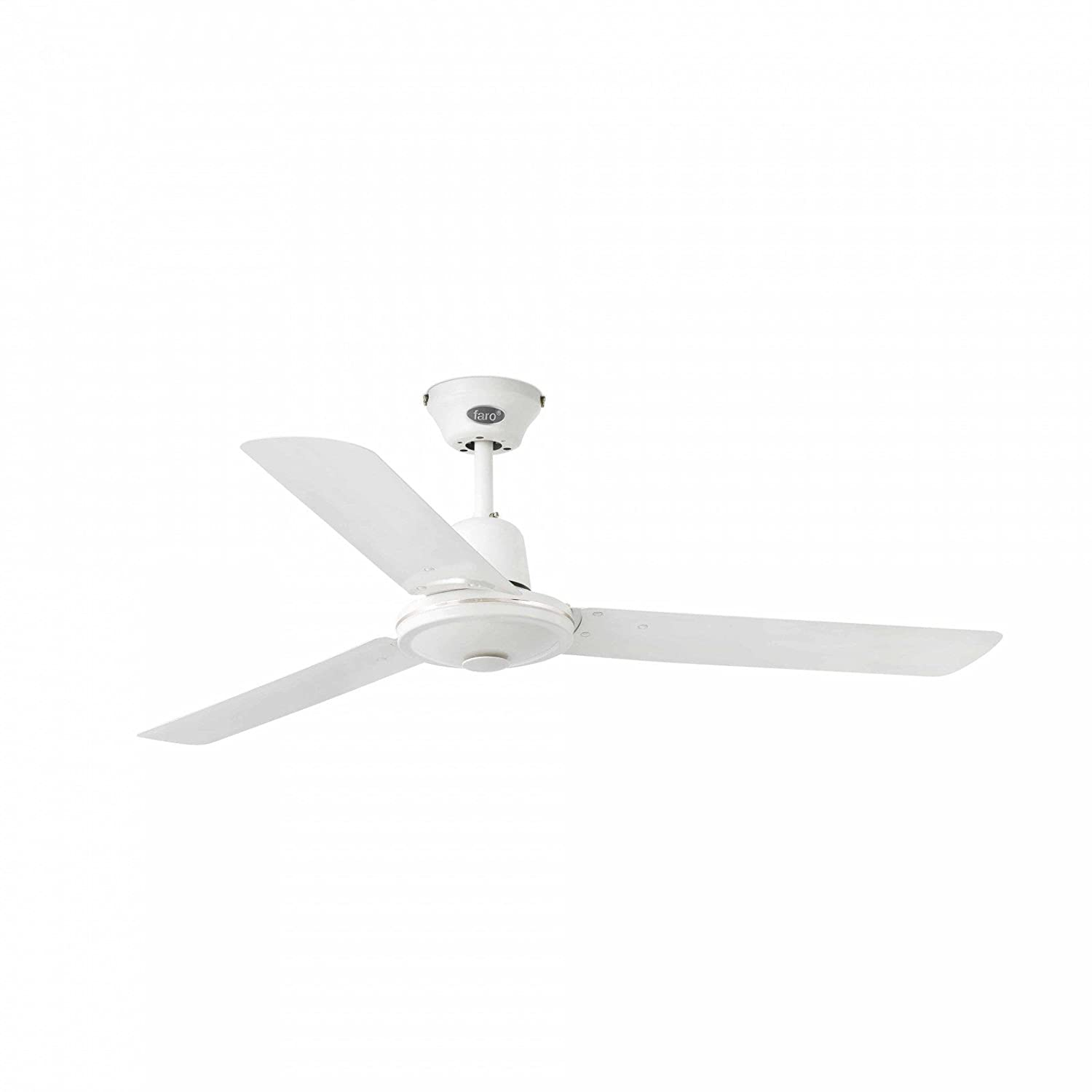 Faro 33005 – Eco Indus Ceiling Fan White Lorefar