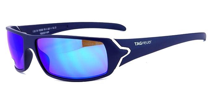 TAG Heuer - Gafas de sol - para hombre Azul azul marino M ...