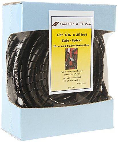 - Pre-Cut Spiral Wrap Hose Protector, 0.67