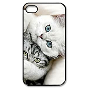 Kittens Picture iPhone 4/4s Case Back Case for iphone 4/4s WANGJIANG LIMING