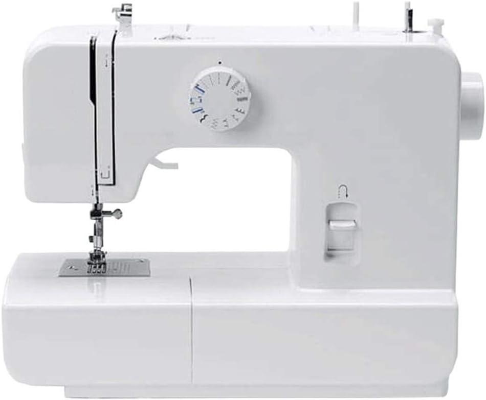 HAIK 13- Puntada electrónica Máquina de Coser con Las Instrucciones de Instrucción, Escritorio Multifuncional Inicio Máquina de Coser