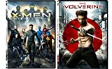 X-Men: Days of Future Past & Wolverine Marvel Bundle 2-DVD Set
