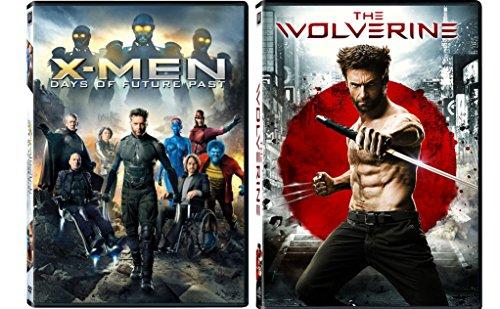 X-Men: Days of Future Past & Wolverine Marvel Bundle 2-DVD Set