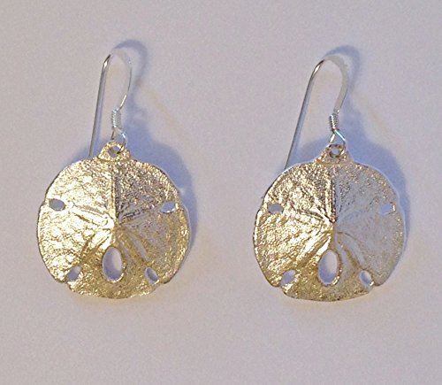 Sand Dollar Seashell Pendants - 7