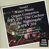 Water Music / Concertos pour Orgue