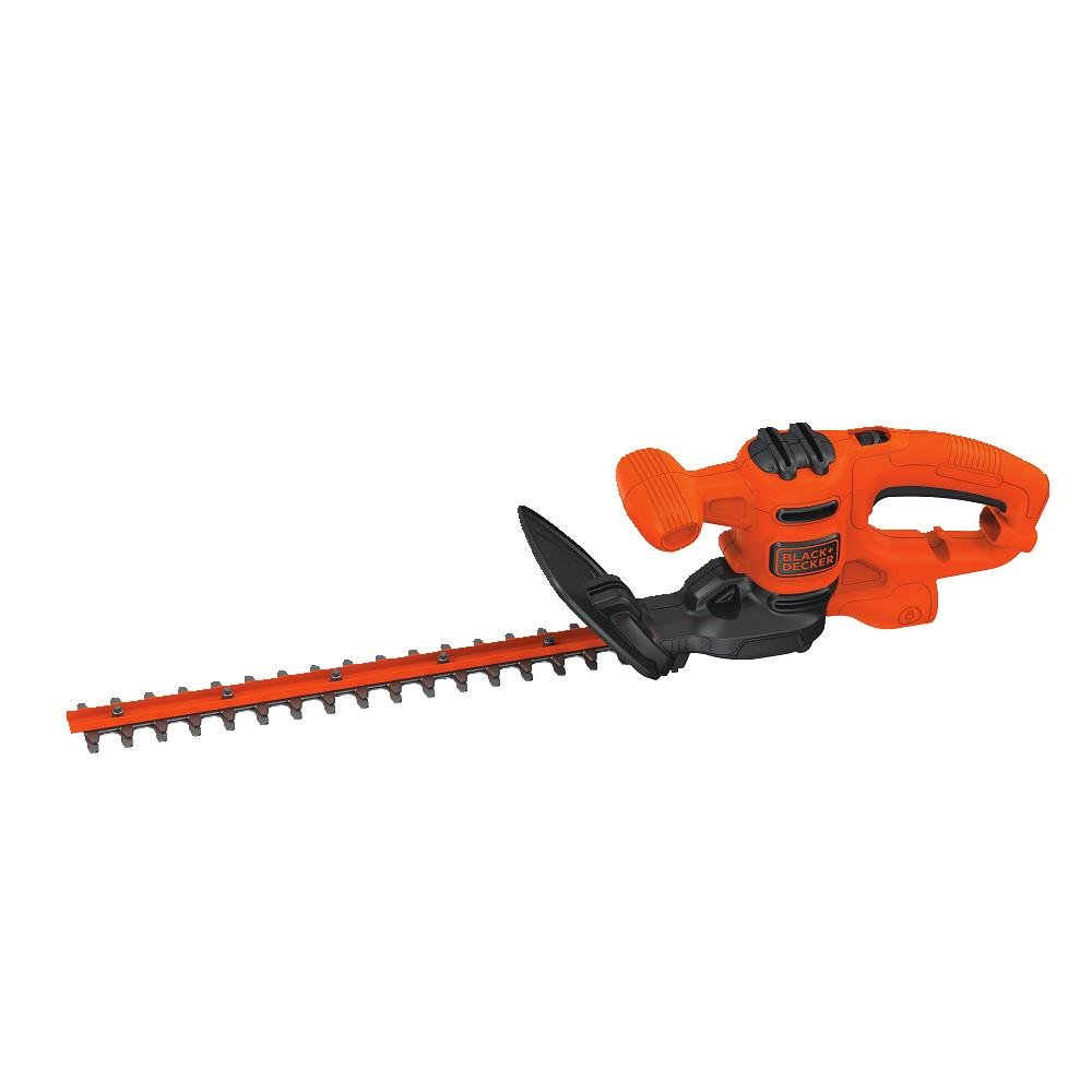 BLACK+DECKER BEHT100 Hedge Trimmer, Brown/A by BLACK+DECKER