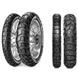 Metzeler Karoo 3 Tire - Rear - 170/60R-17 , Position: Rear, Rim Size: 17, Tire Application: All-Terrain, Tire Size: 170/60-17, Tire Type: Dual Sport, Load Rating: 72, Speed Rating: Q, Tire Construction: Radial 2316400