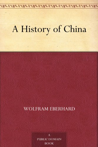 Amazon a history of china ebook wolfram eberhard kindle store a history of china by eberhard wolfram fandeluxe Gallery
