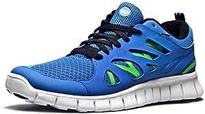 Amazon.com: Tesla Men's Lightweight Sports Running Shoe