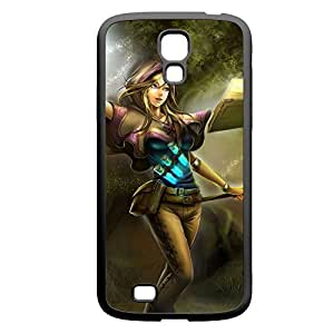 Lux-005 League of Legends LoL For Case HTC One M8 Cover Hard Black