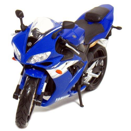 Yamaha YZF-R1 Motorcylce 1:12 Scale (Blue) by Maisto ()