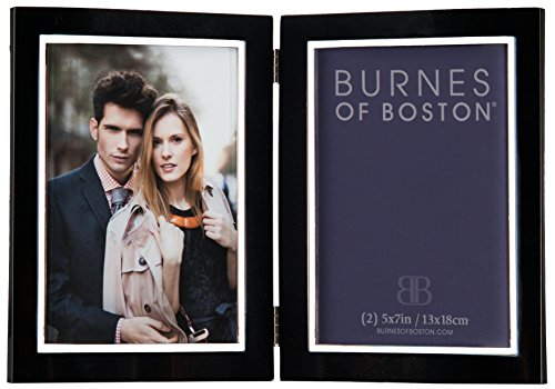 Burnes of Boston 163257 City Lights Double Hinged Picture Fr