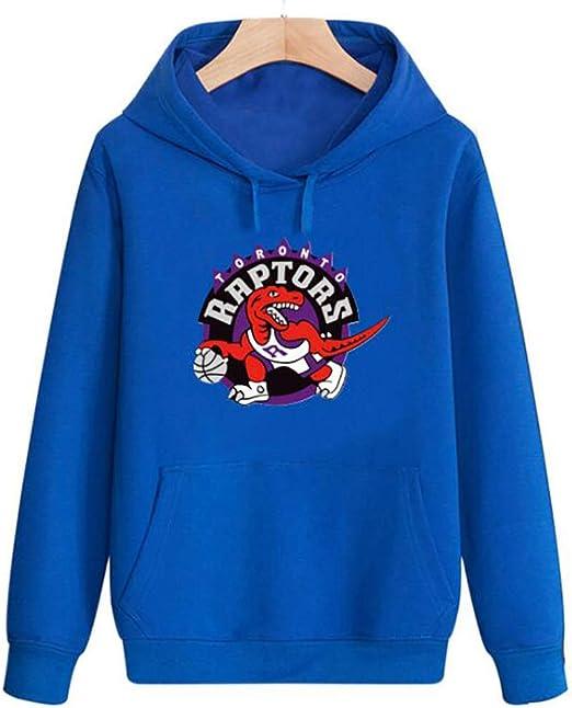 GNZY Sudadera con Capucha NBA Toronto Raptors Capucha De Manga Larga Camisa De Entrenamiento Hoodie para Hombre Mujer Adecuado para Hombres Y Mujeres,C,L: Amazon.es: Hogar