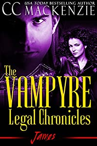 The Vampyre Legal Chronicles - James by CC MacKenzie ebook deal