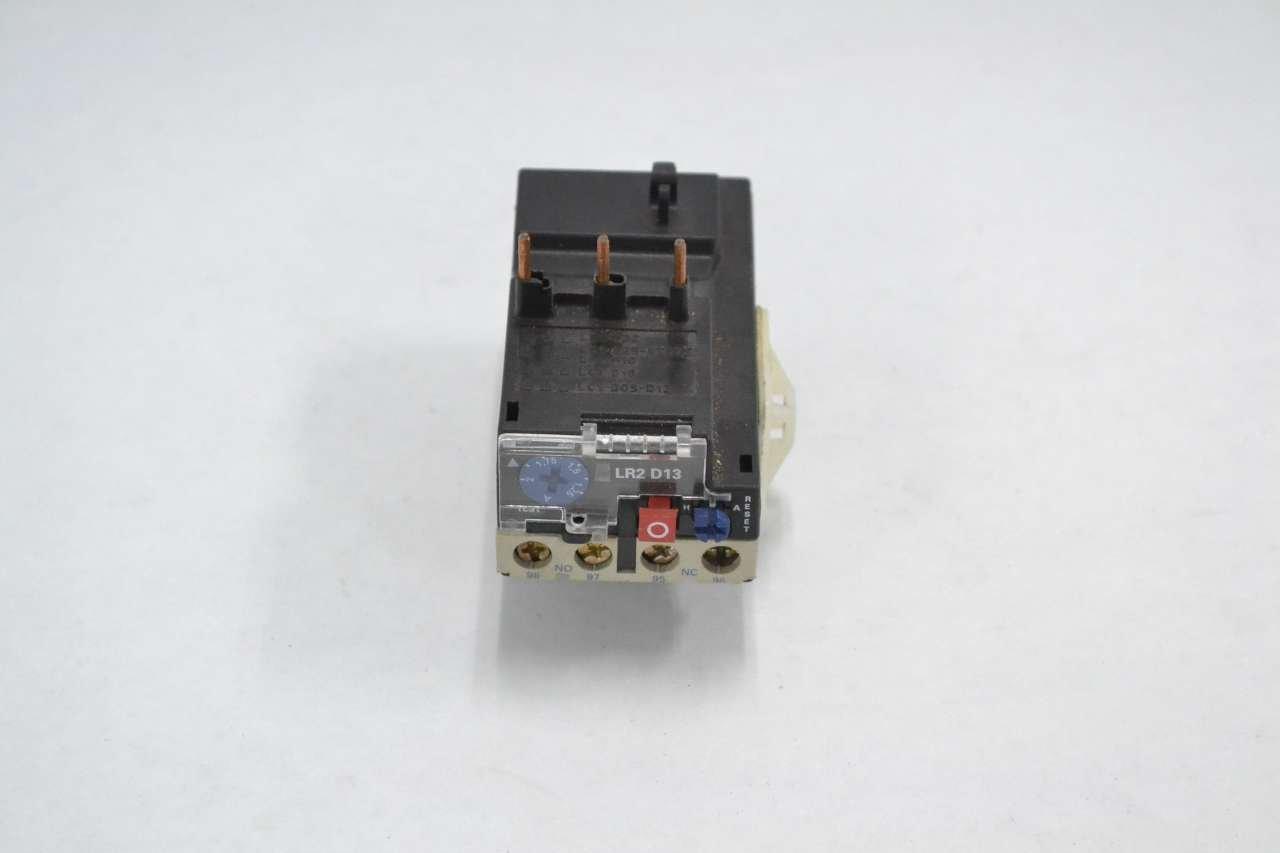 Telemecanique Lr2D13X6 Lr2 D13X6 Overload Relay: Electronic Motor Starters:  Amazon.com: Industrial & Scientific