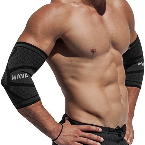 Mava Sports Knitted Recovery Compression