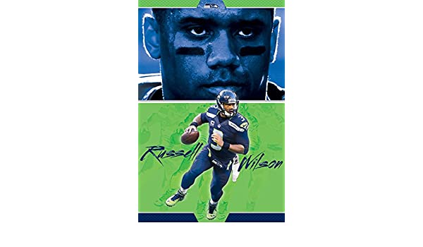 Trends International RP15013 Wall Poster Dallas Cowboys Ezekiel Elliott 553f81c54