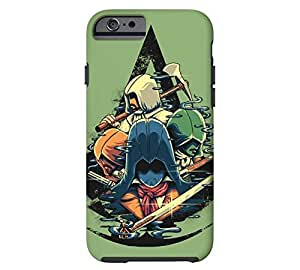 Unite Assassins iPhone 6 Asparagus Tough Phone Case - Design By Humans