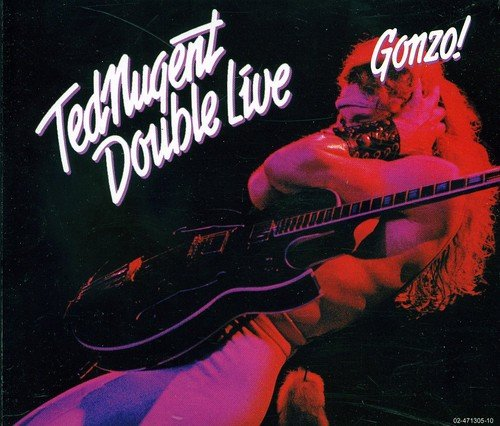 CD : Ted Nugent - Double Live Gonzo (Germany - Import, 2PC)