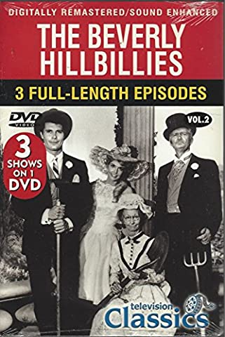 The Beverly Hillbillies, Vol. 2 (Beverly Hillbillies Volume 2)