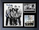 The Rat Pack And The Sands Hotel Las Vegas Frank Sinatra Sammy Davis Jr. DEAN Martin Framed Print 14 x 17