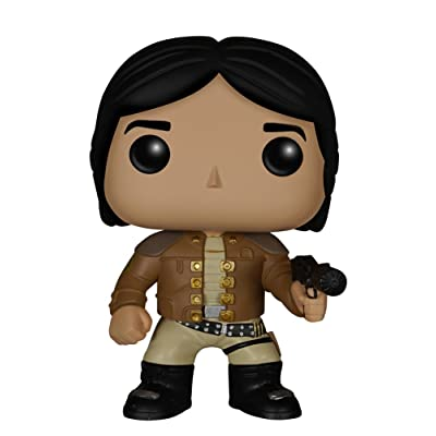 Funko Pop Tv: Battlestar Galactica Classic-Apollo Action Figure: Funko Pop! Television:: Toys & Games