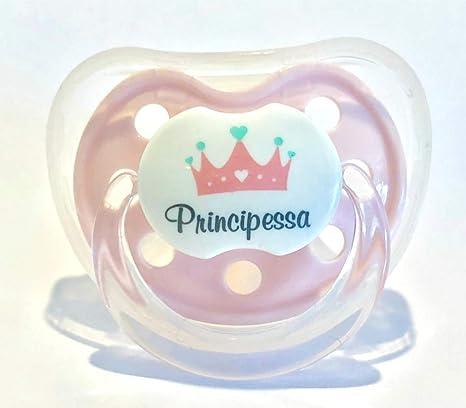 Chupete Chupete ROSA PINK personalizado con frase