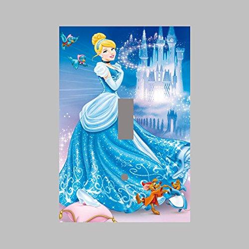 Amazon Com Cinderella Disney Princess Princesses Single Light