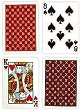 Copag Poker Size Regular Index Playing Cards (Master Design Setup) - 2 decks