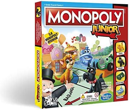 Monopoly Junior (A6984): Hasbro: Amazon.es: Juguetes y juegos