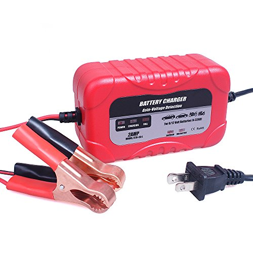 Best Portable Marine Battery Charger - 8