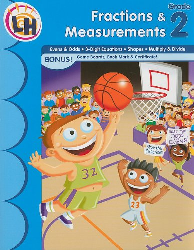 Download Skill Builders - Fractions & Measurements Grade 2 (Skill Builders Math) PDF