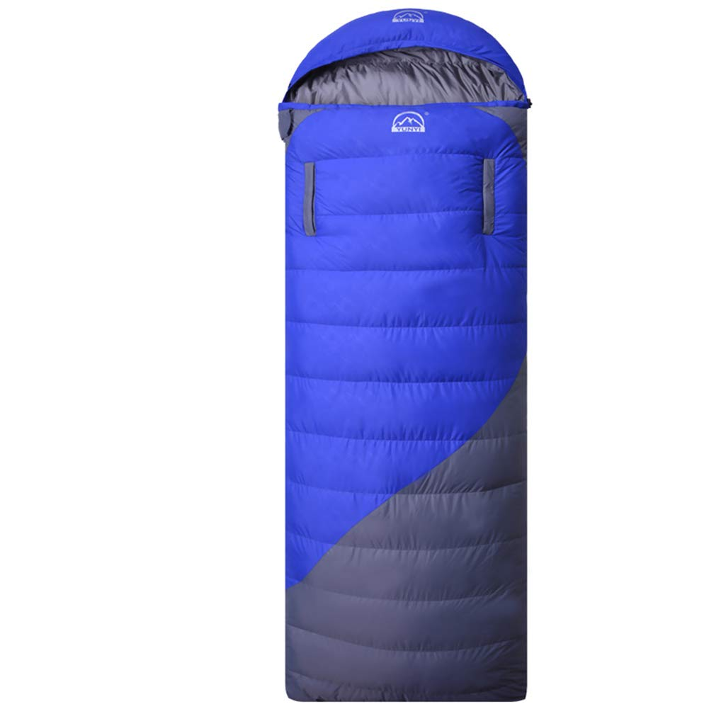 Lxhgl Camping Sleepingbag, Ente Down, Mumie, Winter Frühling Herbst und Sommer, Umschlag Interessante Sportgeräte Interessante Sportgeräte