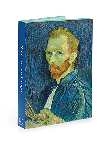 National Gallery Postcards - National Gallery of Art Van Gogh Notecard Wallet with Envelopes, 4.5 x 6-Inches, Pack of 12 Cards (NGANW01)