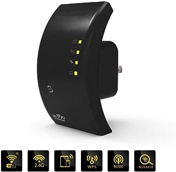 MECO 300Mbps WiFi Range Extender Repeater