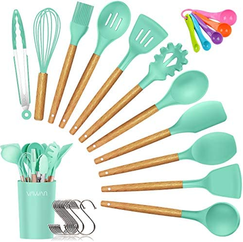 Silicone Utensils Kitchen Utensil Set product image
