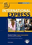 img - for International Express: Upper-Intermediate: Student's Pack: (Student's Book, Pocket Book & DVD) book / textbook / text book